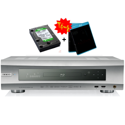 Oppo Blu-ray Disc Player BDP-105D (Silver)