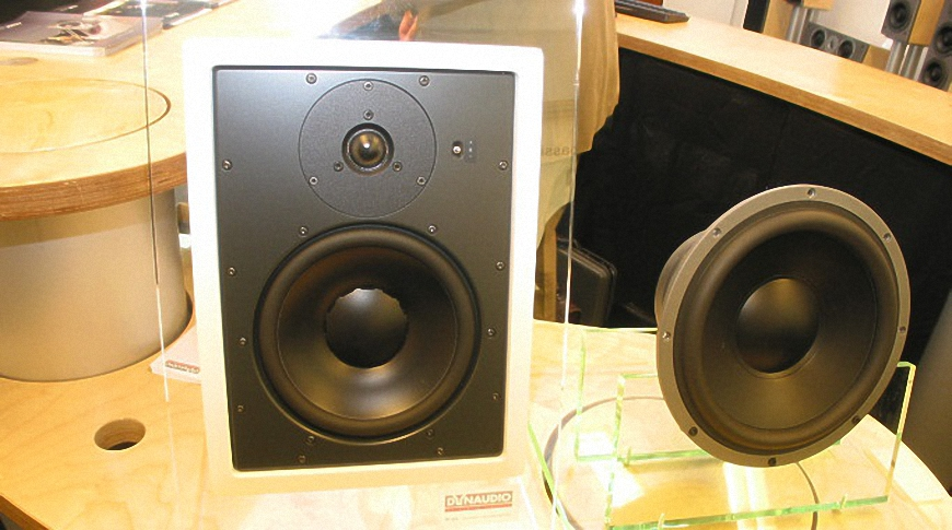 Loa Dynaudio In-Wall Speakers IP-24
