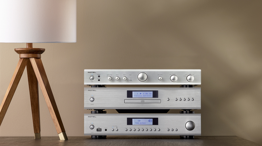 Rotel Integrated Amplifier A10