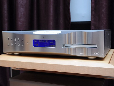 DCS Puccini CD/SACD Player