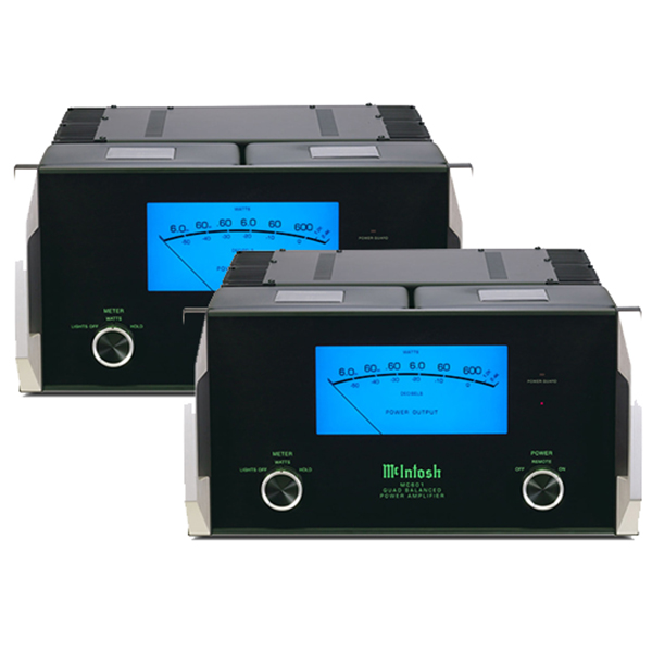 McIntosh Power Amplifier MC601
