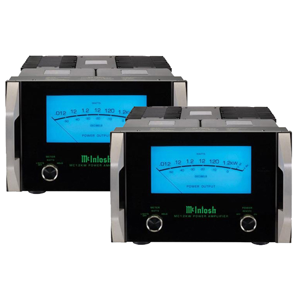 McIntosh Power Amplifier MC1.2KW