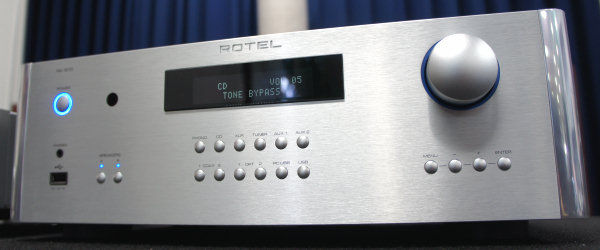 Rotel Integrated Amplifier RA-1570