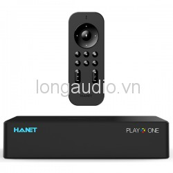 Đầu Hanet PlayX One(4TB)