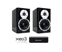 Loa Dynaudio Xeo 3 (+ Xeo Transmitter) (High Gloss Black)