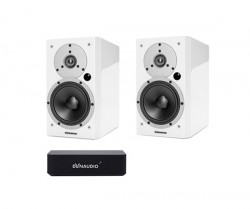 Loa Dynaudio Xeo 3 (+ Xeo Transmitter) (High Gloss White)